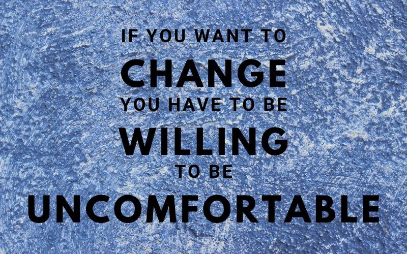 Not Happy? Not Unhappy? …You're in the Comfort Zone